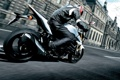 Картинка люди, города, спорт, человек, мото, Suzuki, moto