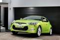 Картинка зеленый, Hyundai, хёндай, Veloster
