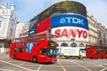 Картинка улица, Лондон, реклама, автобус, street, London, England