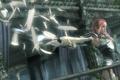 Картинка оружие, перья, Final Fantasy, lightning, final fantasy, доспех, XIII-2
