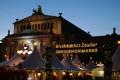 Картинка площадь, Рождество, Германия, Жандарменмаркт, Берлин, ярмарка, Концертный дом