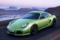 Картинка спорткар, дорога, скорость, turbo, Porsche 911
