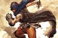 Картинка оружие, перчатка, Prince of Persia, Принц Персии, сабля, concept art, новая серия