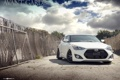 Картинка white, agwheels, Hyundai Veloster Turbo