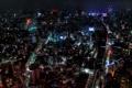 Картинка свет, ночь, город, огни, красиво