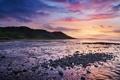 Картинка Шотландия, берег, вечер, Michael Breitung, море