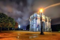 Картинка ночь, город, Париж