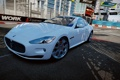 Картинка гонка, need for speed shift 2, трек, спорткар, maserati gran turismo