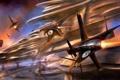 Картинка гонка, скорость, каньон, Летательные аппараты