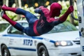 Картинка ситуация, кадр, костюм, Marvel, comics, Spider-Man, Andrew Garfield