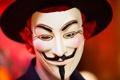 Картинка фон, маска, анонимус