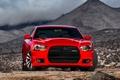 Картинка Красный, Авто, Додж, Dodge, SRT8, Фары, charger