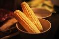 Картинка кукуруза, желтая, овощ