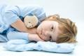 Картинка взгляд, малыш, покрывало, мишка, подушка, пижама, ребёнок