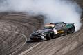 Картинка дым, дрифт, S15, Silvia, Nissan, трек