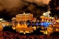Картинка ночь, отель, Лас-вегас