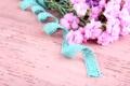 Картинка букет, лента, pink, flowers, bouquet, гвоздики