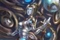Картинка девушка, механизм, league of legends, Lady of Clockwork, Orianna