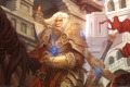 Картинка меч, воин, allods online