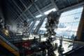 Картинка skyline, ship, Titanfall, IMC