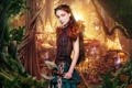 Картинка фэнтези, приключения, Rooney Mara, Руни Мара, Pan, Tiger Lily, Пэн: Путешествие в Нетландию