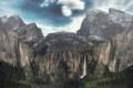 Картинка природа, пейзаж, горы