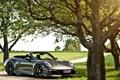 Картинка машина, Porsche, кабриолет, Gemballa GT Porsche 911
