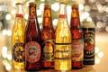 Картинка фон, пиво, бутылки