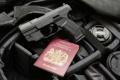Картинка пистолет, пасспорт, passport, walther, p99