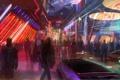 Картинка неон, game, Mass Effect 2, art