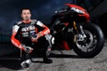 Картинка pilot, motorbike, Aprilia RSV, Max Biaggi