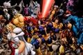 Картинка Wolverine, X-Men, Storm, marvel, Magneto, Professor X, Cyclops