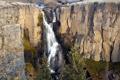 Картинка пейзаж, гора, водопад, United States, Colorado