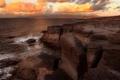 Картинка камни, прибой, Italy, Sardinia