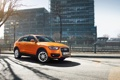 Картинка Audi, City, Orange, Quattro, TFSI