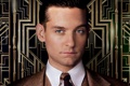 Картинка портрет, Нью-Йорк, актёр, New York, Тоби Магуайр, Tobey Maguire