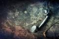 Картинка фото, фон, обои, трубка, минимализм, телефонная, изображение