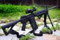 Картинка оружие, винтовка, Smith&Wesson, M&P15, полуавтоматическая