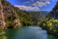 Картинка горы, природа, озеро, Macedonia, Skopje, Lake Matka