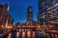 Картинка Chicago, Wallpaper, Building