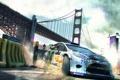 Картинка мост, гонка, тачка, ford, сан франциско, dirt showdown