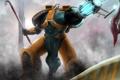 Картинка Half-Life, Warhammer 40000, Warhammer 40K, gordon freeman, gravity gun, WH40K