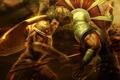 Картинка римлянин, копье, воин, щит, нападение, Rise of the Argonauts