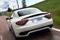 Картинка машина, Maserati, GranTurismo, задок, Sport, MC line