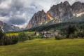 Картинка пейзаж, горы, The Alps