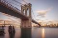 Картинка мост, город, пролив, США