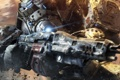 Картинка робот, Titanfall, металл, оружие