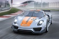 Картинка car, Concept, Porsche, порше, 918, speed, RSR