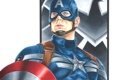 Картинка art, Captain America, marvel comics, Steve Rogers