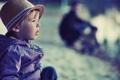 Картинка sadness, loneliness, одиночество, hat, режим, mode, childhood